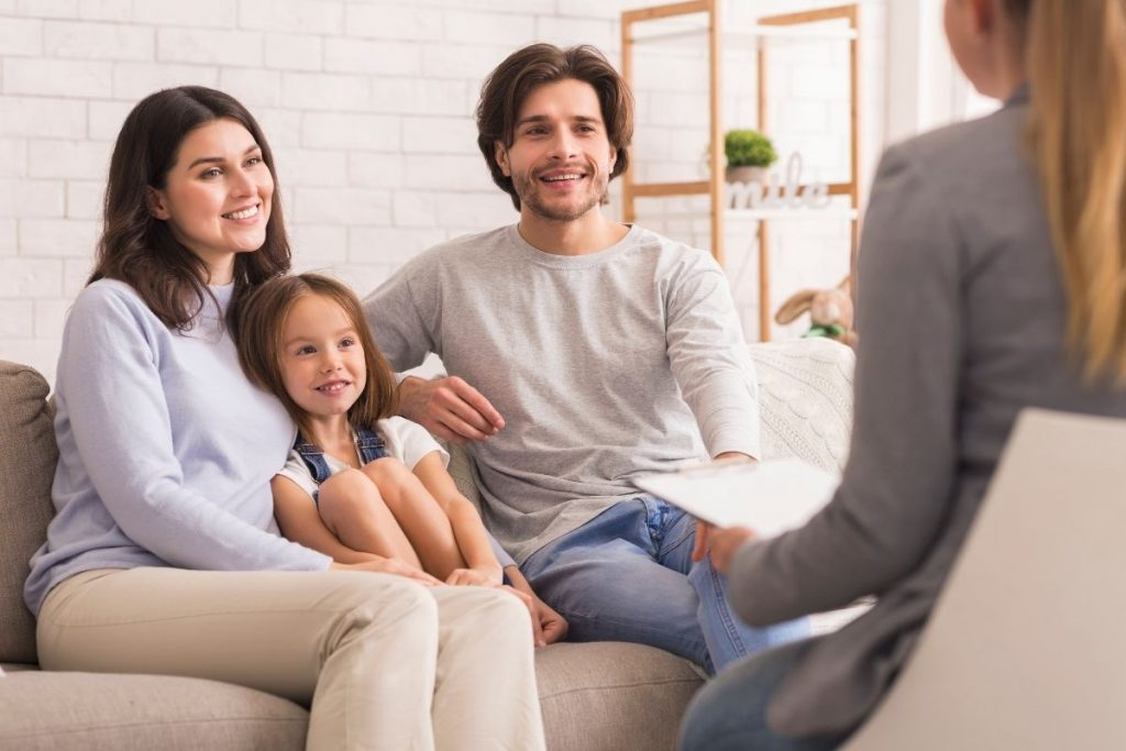 Nagy Gitta pszichológus honlapja szülők kislánnyal